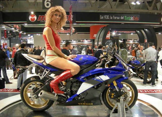Yamaha all'EICMA 2007 - Foto 1 di 22