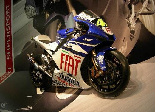 Yamaha all'EICMA 2007 - Foto 7 di 22