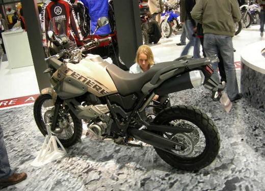 Yamaha all'EICMA 2007 - Foto 10 di 22
