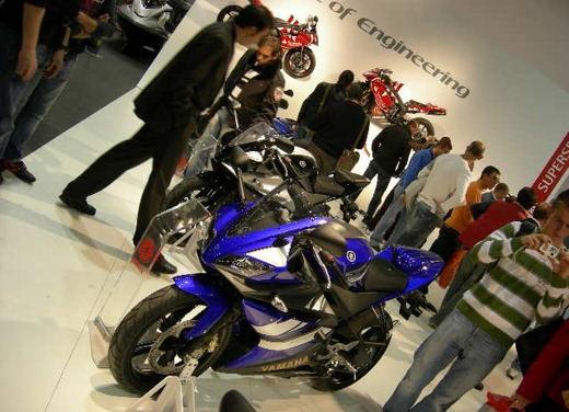 Yamaha all'EICMA 2007 - Foto 13 di 22