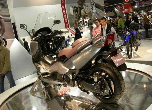 Yamaha all'EICMA 2007 - Foto 16 di 22