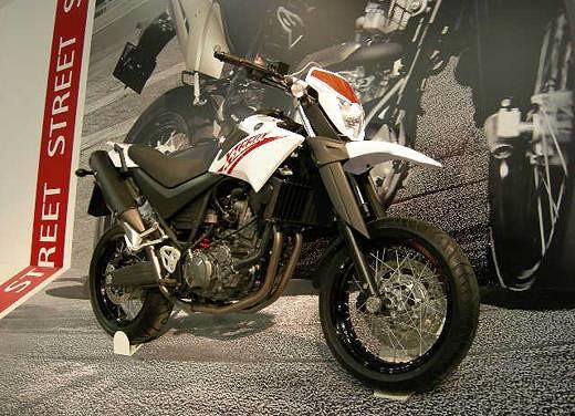 Yamaha all'EICMA 2007 - Foto 19 di 22