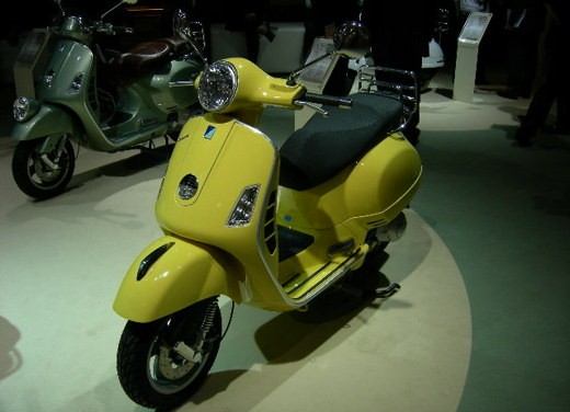 Vespa all'EICMA 2007 - Foto 8 di 15