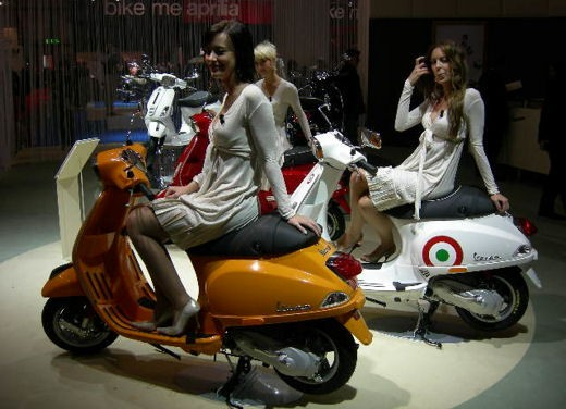 Vespa all'EICMA 2007 - Foto 9 di 15