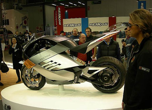 Vectrix all'EICMA 2007 - Foto 14 di 23