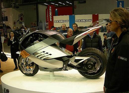 Vectrix all'EICMA 2007 - Foto 14 di 23