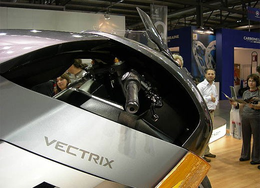 Vectrix all'EICMA 2007 - Foto 17 di 23