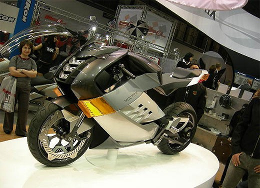Vectrix all'EICMA 2007 - Foto 12 di 23