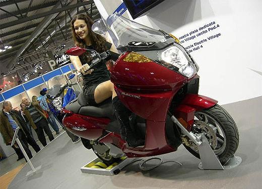 Vectrix all'EICMA 2007 - Foto 6 di 23
