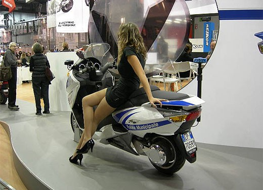 Vectrix all'EICMA 2007 - Foto 8 di 23