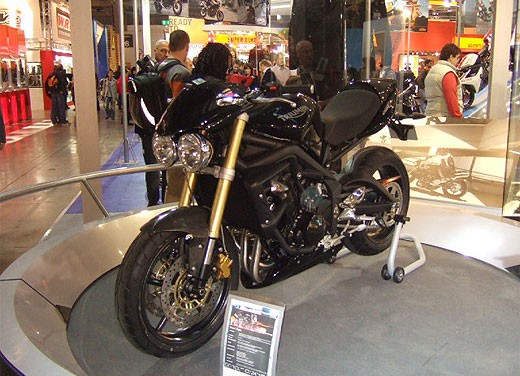 Triumph all'EICMA 2007 - Foto 5 di 13