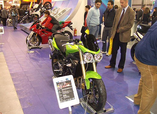 Triumph all'EICMA 2007 - Foto 6 di 13