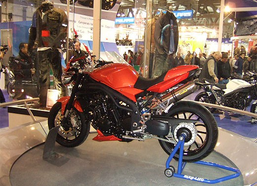 Triumph all'EICMA 2007 - Foto 7 di 13