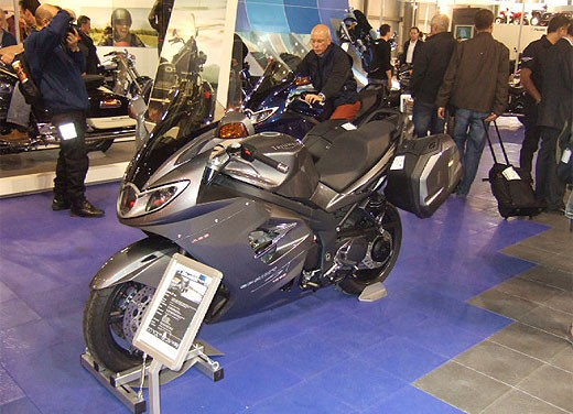 Triumph all'EICMA 2007 - Foto 8 di 13