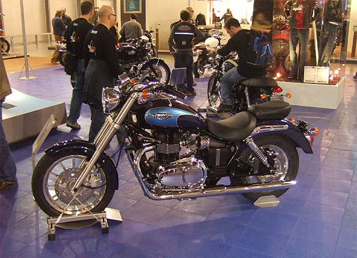 Triumph all'EICMA 2007 - Foto 10 di 13