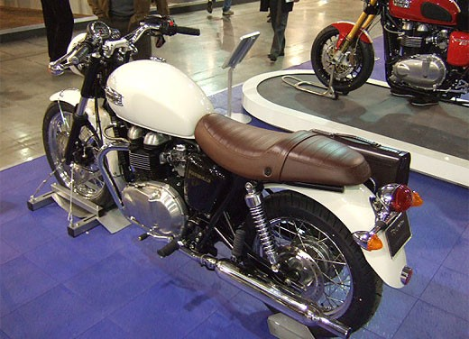 Triumph all'EICMA 2007 - Foto 2 di 13