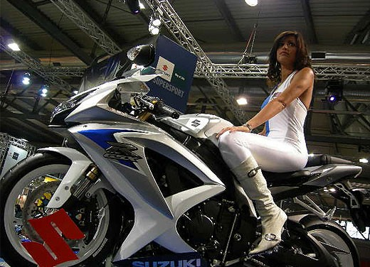 Suzuki all'EICMA 2007 - Foto 1 di 13