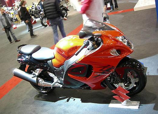 Suzuki all'EICMA 2007 - Foto 4 di 13