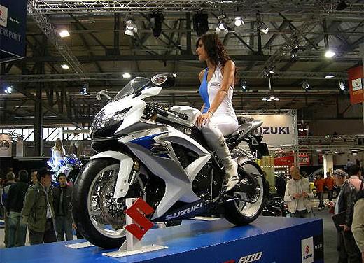 Suzuki all'EICMA 2007 - Foto 5 di 13