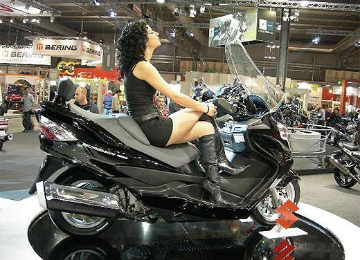 Suzuki all'EICMA 2007 - Foto 6 di 13