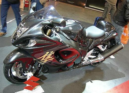 Suzuki all'EICMA 2007 - Foto 11 di 13