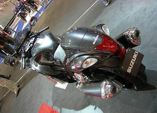 Suzuki all'EICMA 2007 - Foto 12 di 13