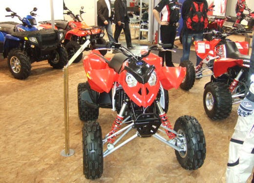 Polaris all'EICMA 2007 - Foto 2 di 14
