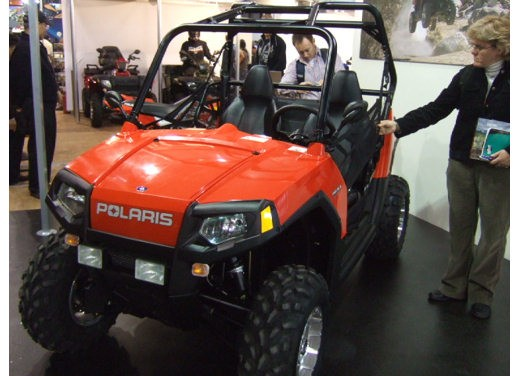 Polaris all'EICMA 2007 - Foto 6 di 14