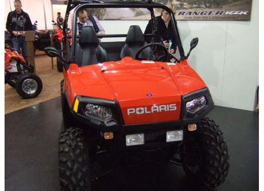 Polaris all'EICMA 2007 - Foto 7 di 14