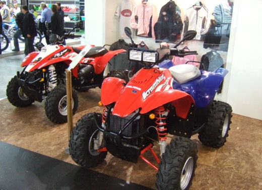 Polaris all'EICMA 2007 - Foto 10 di 14