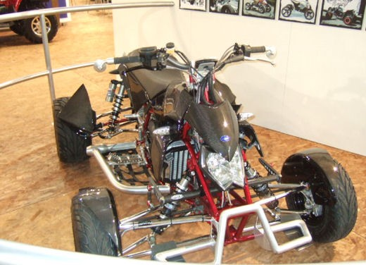 Polaris all'EICMA 2007 - Foto 12 di 14