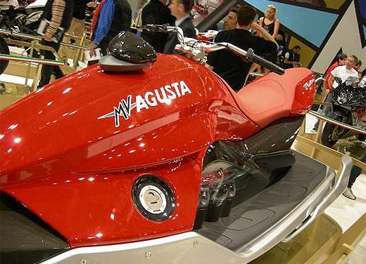 MV Agusta all'EICMA 2007 - Foto 12 di 14