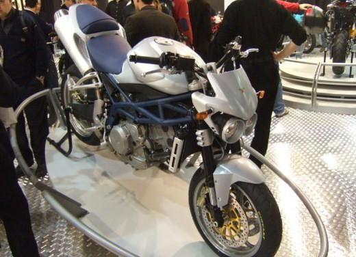 Moto Morini all'EICMA 2007 - Foto 10 di 13