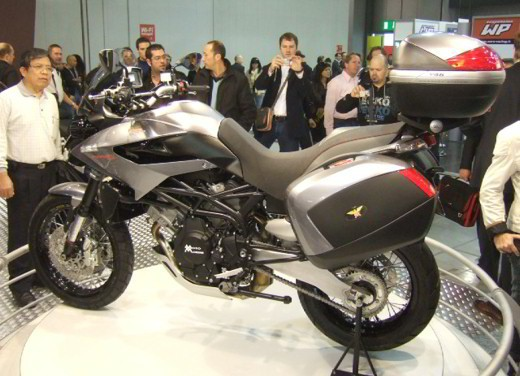 Moto Morini all'EICMA 2007 - Foto 11 di 13