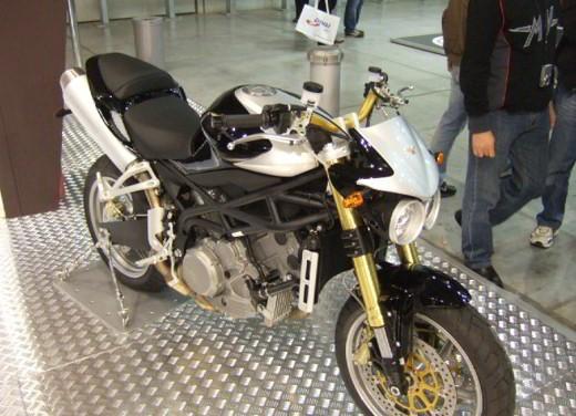 Moto Morini all'EICMA 2007 - Foto 3 di 13