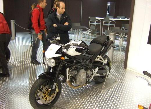 Moto Morini all'EICMA 2007 - Foto 5 di 13