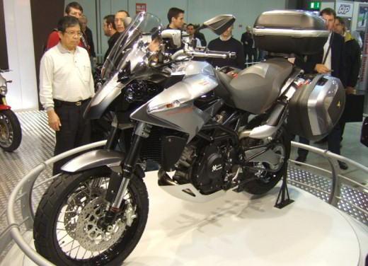 Moto Morini all'EICMA 2007 - Foto 7 di 13