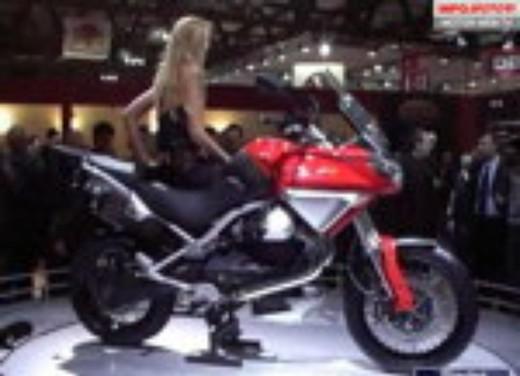Moto Guzzi all'EICMA 2007 - Foto 3 di 14