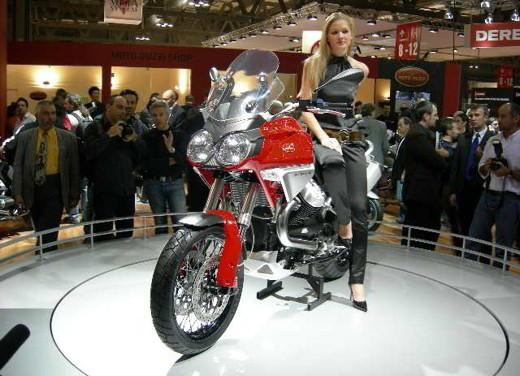 Moto Guzzi all'EICMA 2007 - Foto 4 di 14