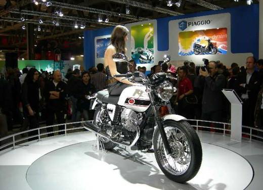 Moto Guzzi all'EICMA 2007 - Foto 5 di 14
