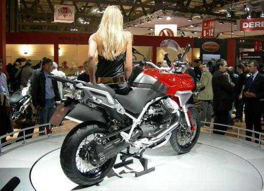 Moto Guzzi all'EICMA 2007 - Foto 6 di 14