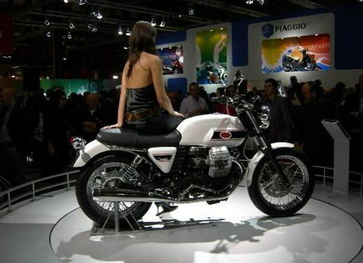 Moto Guzzi all'EICMA 2007 - Foto 7 di 14