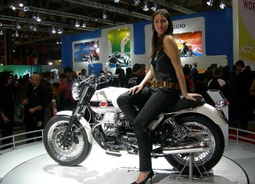 Moto Guzzi all'EICMA 2007 - Foto 8 di 14