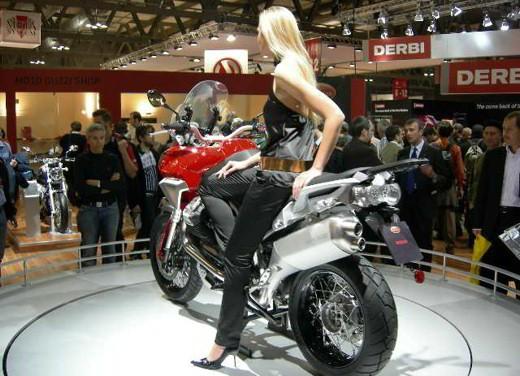 Moto Guzzi all'EICMA 2007 - Foto 9 di 14