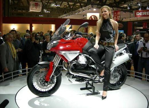 Moto Guzzi all'EICMA 2007 - Foto 11 di 14