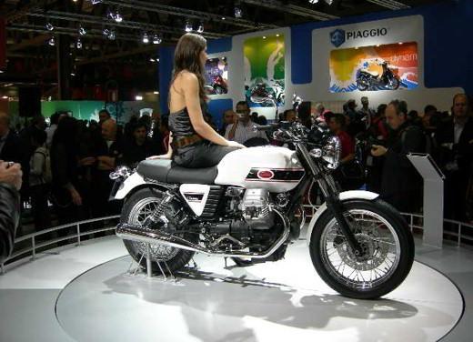Moto Guzzi all'EICMA 2007 - Foto 12 di 14