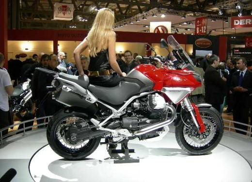 Moto Guzzi all'EICMA 2007 - Foto 13 di 14