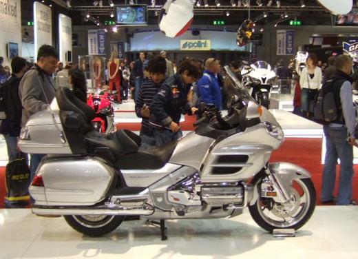 Honda all'EICMA 2007 - Foto 5 di 14