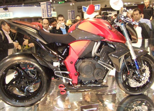 Honda all'EICMA 2007 - Foto 12 di 14