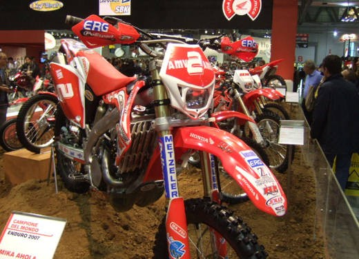 Honda all'EICMA 2007 - Foto 13 di 14